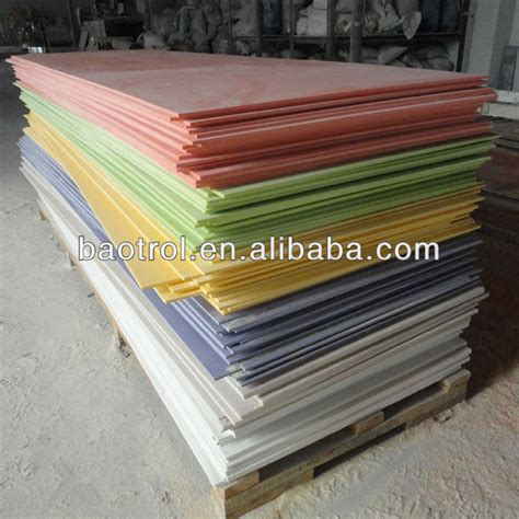 Thermo Formable Solid Surface Sheet Pure Acrylic Stone