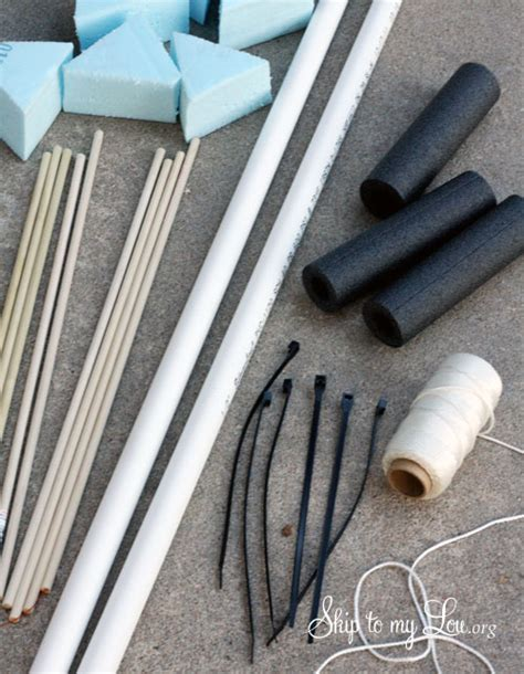 How To Make A Bow Arrow Out Of Paper - how to make a bow and arrow out of pvc skip to my lou