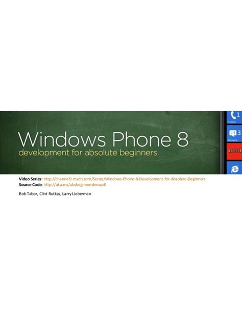 windows phone 10 development tutorial for beginners windows phone absolute position