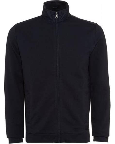 Jaket Zipper Hoodie Sweater Wanita Darksiders Navy hugo black sweatshirt cannobio 75 navy zip sweater jacket
