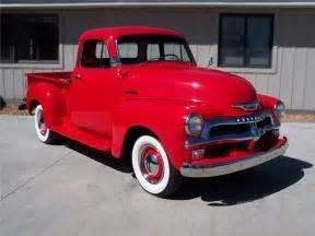 1954 Chevy Truck Custom Wheels 1954 Chevrolet 3100 79249