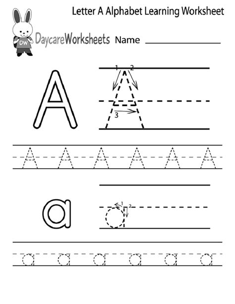 Kindergarten Letter Worksheets by Alphabet 187 Free Alphabet Writing Worksheets For