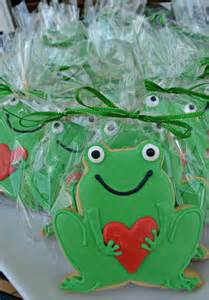 Frog Favors by Frog Favors Cookie Connection