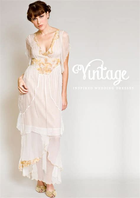 Vintage Inspired Wedding Dresses by Vintage Inspired Wedding Dresses By The Wardrobe Shop