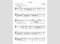 I'm Yours Sheet Music | Jason Mraz | Lead Sheet / Fake Book I M Yours Chords