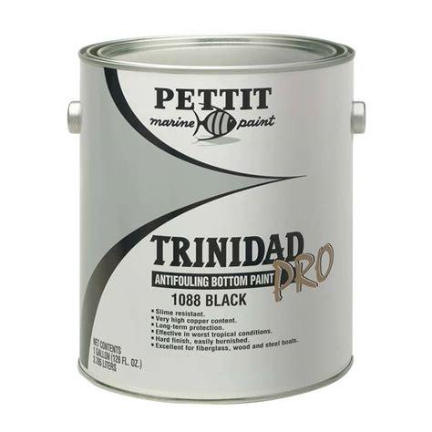 boat bottom paint gallon pettit paint trinidad pro antifouling bottom paint with