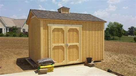 5 8 T1 11 Exterior Siding by Barn Style Sheds