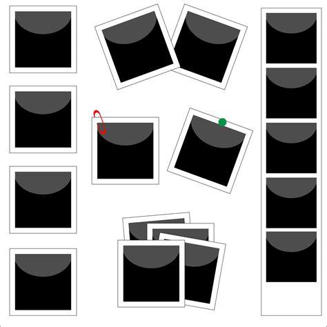 photos clipart polaroids clip free stock photo domain pictures