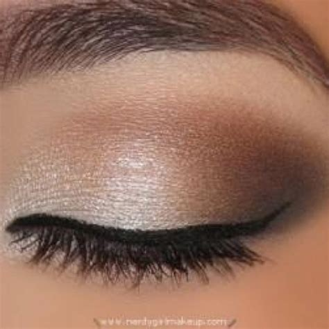 Eyeshadow Brown 85 best images about on gold gel eyeliner and pretty eye makeup