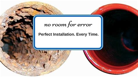 no room for error epoxy pipe re lining scam there s no room for error