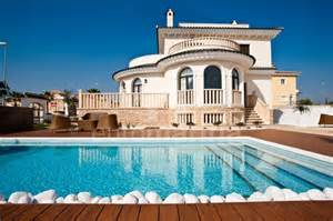 House Mediterranean Style - swimming pools in spain