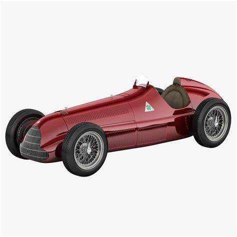 Alfa Romeo 158 by Alfa Romeo 158 3d Model