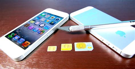 How To Cut Sim Card For Iphone 4 Template Pdf by How To Cut Micro Sim Make Nano Sim For Iphone 5 Free