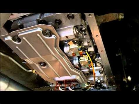 Jeep Transmission Flush Jeep Grand W5a580 Nag1 722 6 Automatic