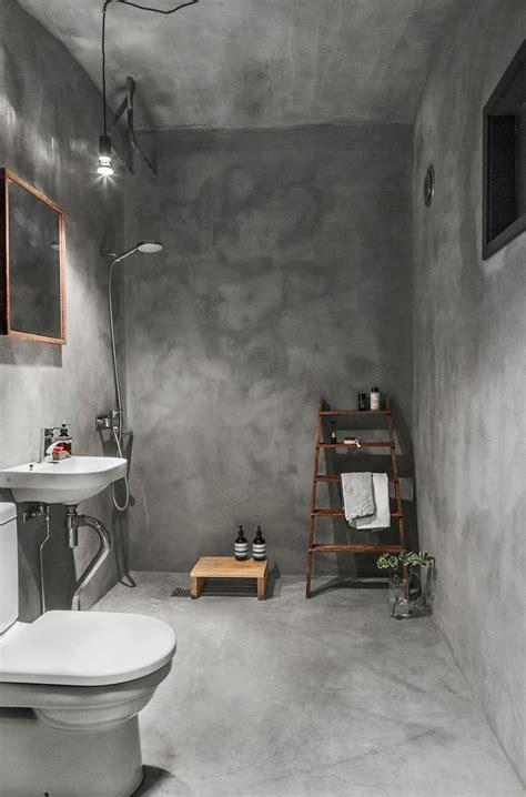 concrete bathrooms concrete bathroom coco lapine designcoco lapine design