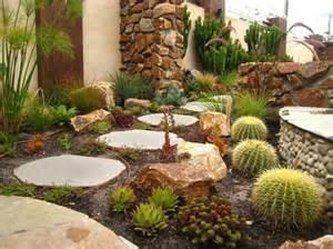 16 cactus rock garden designs ideas design trends