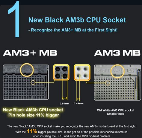 Am3 Sockel by 6 Facts About Amd S Black Am3b Socket The Am3 Vs Am3 Match