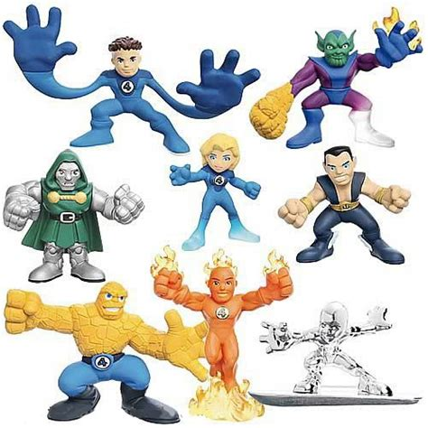 film marvel super hero squad marvel heroes superhero squad wave 3 set hasbro