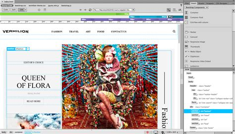 major dreamweaver cc update is here adobe dreamweaver