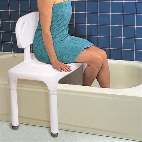 how to use a shower transfer bench carex universal bathtub transfer bench careway wellness