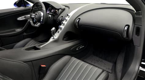 bugatti chiron interior 2018 bugatti chiron price specs review