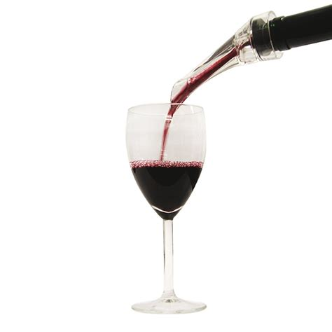 vinomaster wine aerator spout pourer review