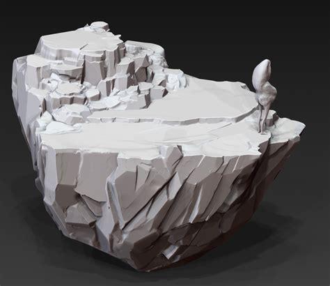 zbrush cliff tutorial zbrush cliff google 검색 stone brick 砖石 pinterest