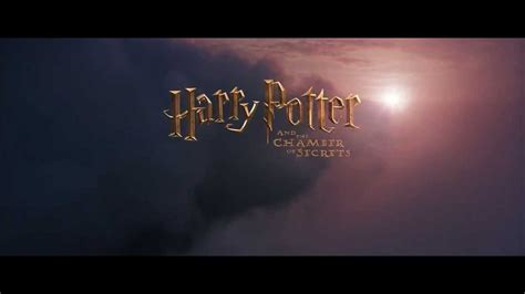 secret intro harry potter and the chamber of secrets opening