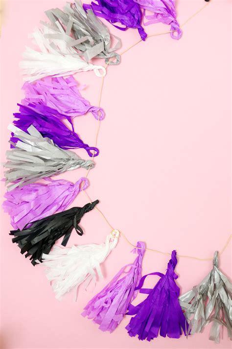 Girlande Selber Machen by Diy Girlande Selber Machen Kreative Diy