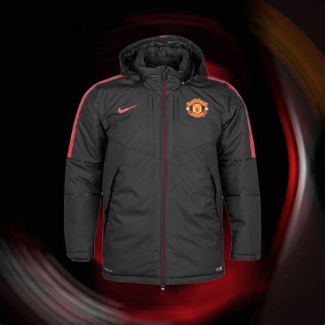 Jaket Playmaker Waterproof Manchester United Black jaket wp manchester united black jaggernesia