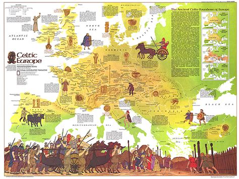 a history of europe celts and freedom books celtic europe map