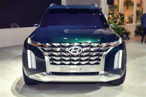 2019 Hyundai Size Suv by 2019 Hyundai Grandmaster Size Suv Revealed 2019