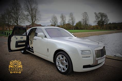 roll royce roylce rolls royce ghost wedding car hire