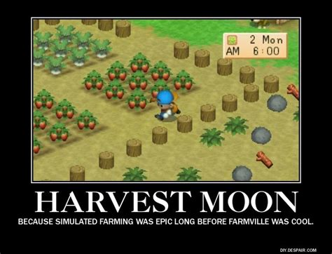 Harvest Moon Meme - pin by kat pleasant on game stuff pinterest