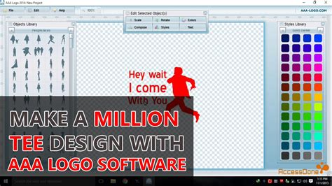 t shirt logo design software free how to make a million t shirt design with aaa logo