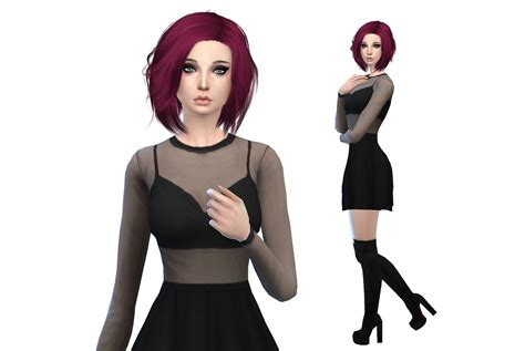 cc for sims 4 the sims 4 cas cc lookbook 1 sims community