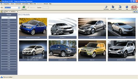 kia parts catalog kia usa 2014 parts catalog spare parts catalog cars