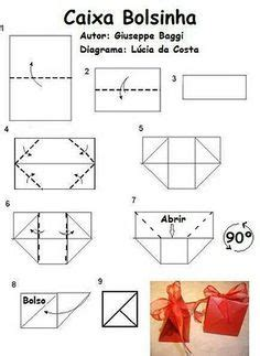 How To Fold A Paper Box With A4 Paper - 1000 images about origami on