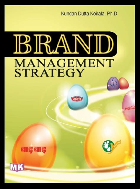Brand Management Strategy business research methods m k publishers and distributors