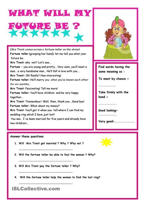 question of simple future tense simple future tense teaching 2nd grade pinterest