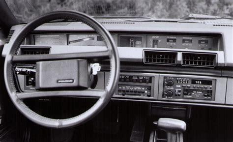 car engine repair manual 1984 pontiac 6000 transmission control pontiac 6000 technical specifications and fuel economy