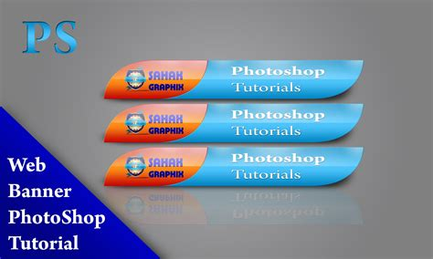 design banner photoshop photoshop tutorial web banner design in photoshop hindi