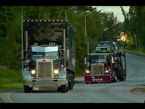 Peterbilt Truck Racing peterbilt 358 fa peterbilt 359 sound bonnvischan