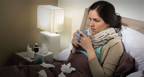 how to comfort a sick person pay attention to that under the weather feeling science news