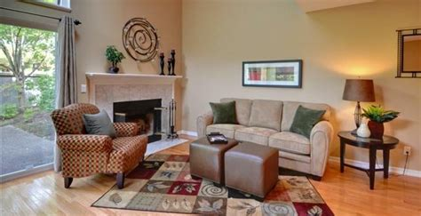 staging a 1924 portland oregon condo to appeal to the small condo small budget big improvement sold in
