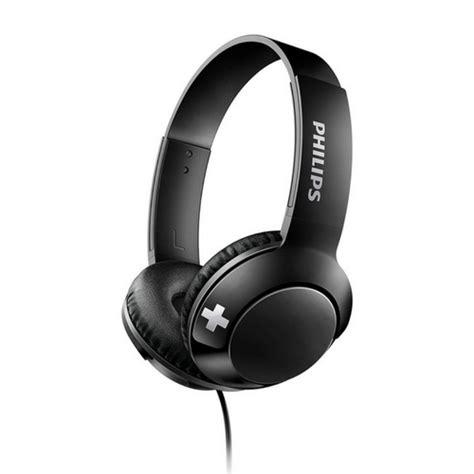Headphone Philips Shl5100 Genuine Headset Earphone A new genuine philips bass shl3070 foldable on ear headphones black shl3070bk 00 ebay
