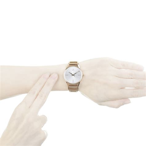 Calvin Klein K3g23626 calvin klein stately k3g23626 watchshop com