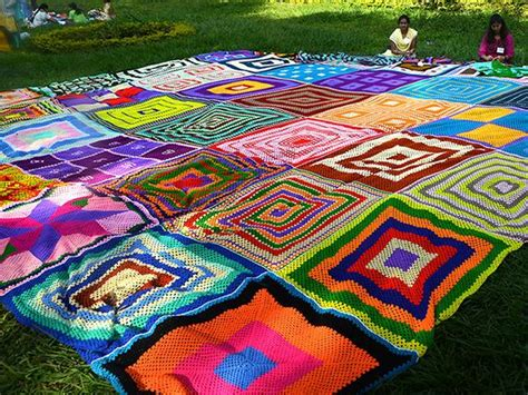 Is Cause Of A Record Bangalore 187 Archive 187 Crochet For A Cause And A Record