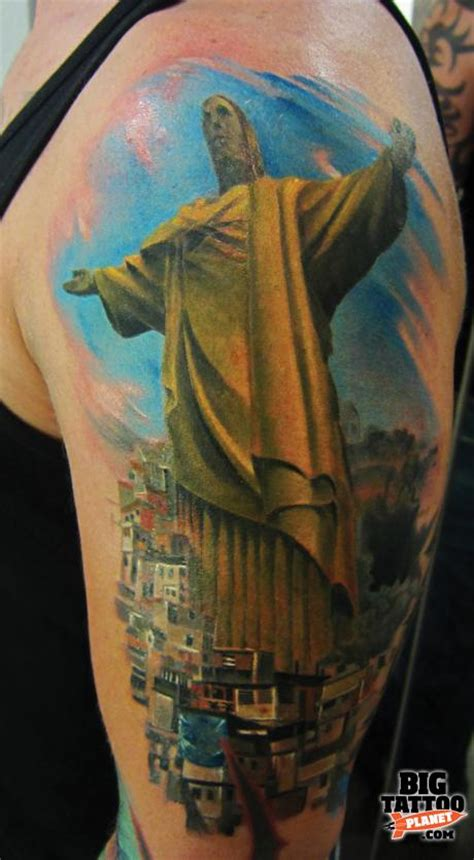 jesus rio tattoo quick fire questions piotr deadi dedel colour tattoo