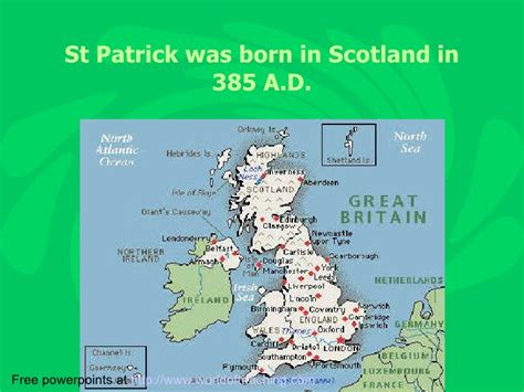 where was st born